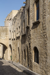Avenue of the Knights, Rhodes