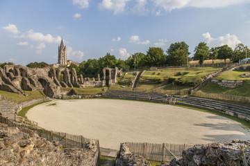 Arènes romaines à Saintes