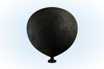 Black Stone Balloon