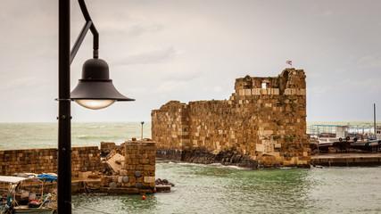 Byblos Fishing Port Lebanon