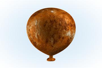 Mercury Planet Balloon
