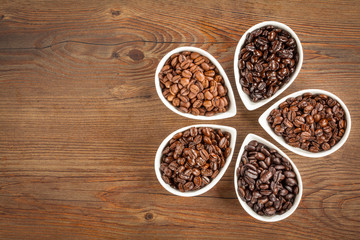 Coffee Bean Varieties