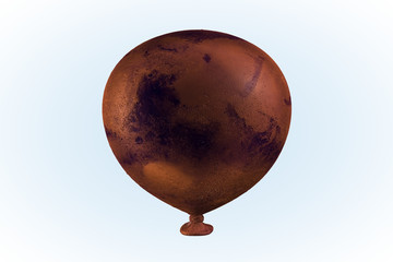 Mars Planet Balloon