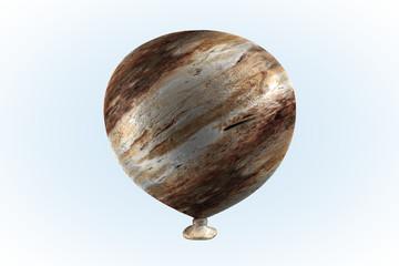 Pluto Planet Balloon