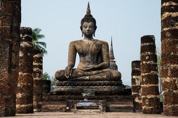 Sukhothai historic of palace