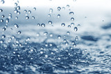 Water drops. - 68192342