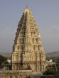 Ancient Virupaksha Temple at the World Heritage Site of Hampi