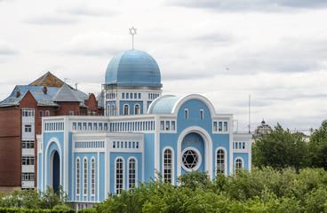 Астана, синагога