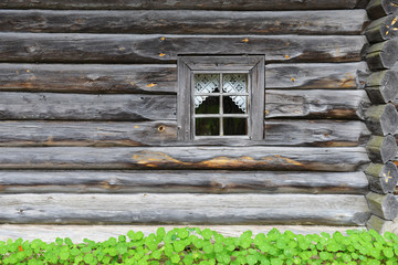Old-fashioned window