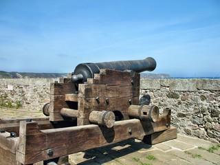 Cannone a Fort-la-Latte