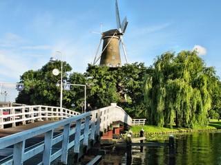Il Molen de Valk a Leiden