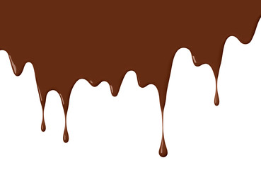 chocolate drips