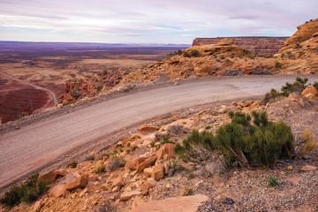 Desert Backcountry Road