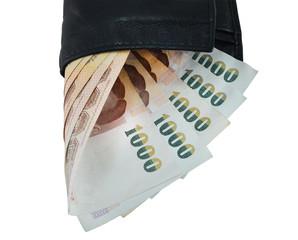 money banknotes