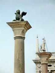 Colonna di San Marco a Venezia