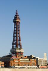Blackpool Tower, Blackpool, England