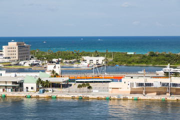 Coast Guard Station in Fort Lauderdale