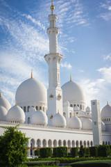 Белоснежная мечеть