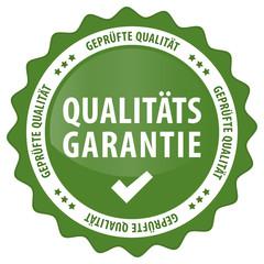 Qualitätsgarantie - geprüft und getestet