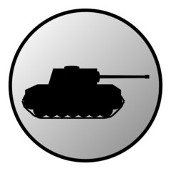 Panzer button