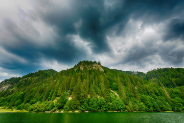 the Most Beautiful Lake in Romania