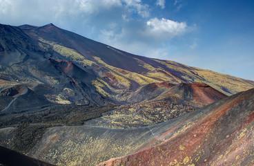 Etna, foto a 2300 metri