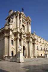 DUOMO DI SIRACUSA IN SICILIA