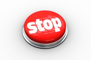 Stop on digitally generated red push button