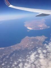 islas de Fuerteventura y Lanzarote
