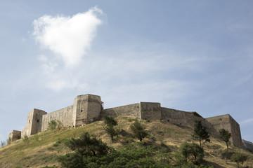 Gaziantep castle in Gaziantep, Turkey