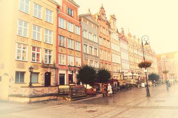 Центр Гданска
