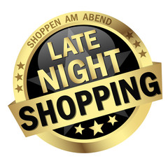Button - Late Night Shopping
