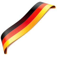 Deutschland Banderole