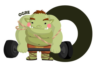 O For Ogre