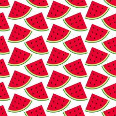 Seamless Pattern Melon