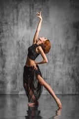latino style dancer