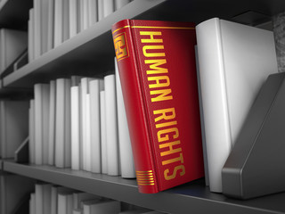 Human Rights - Title of Red Book.