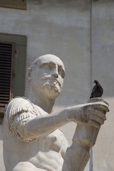 Cosimo de Medici, Florenz, Palazzo Vecchio, Piazza, Italien