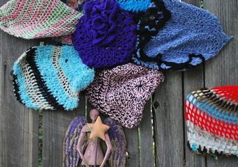 Crochet designs.
