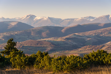 Colline e Montagne