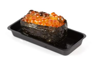 Ikura (fish egg) Sushi