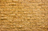 brickwork wall for background or texture
