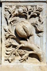 Fuente de Carlos V, Alhambra de Granada, España