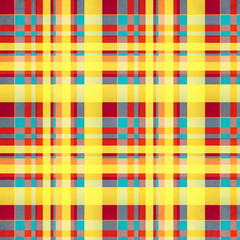 Bright Plaid