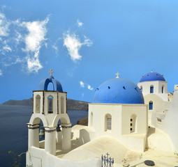 santorini greece - oia city