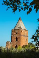 Saburovskaya fortress. Russia. Orel region