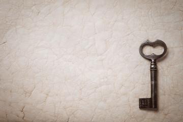 Vintage key