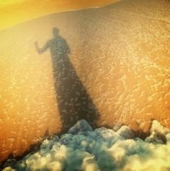Selfie ombre