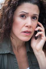 Phone conversation