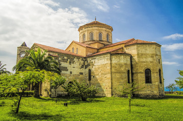 Ayasaofya Museum@Trabzon-Turkey